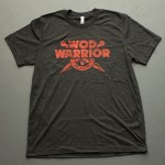 Wod Warrior CrossFit shirt