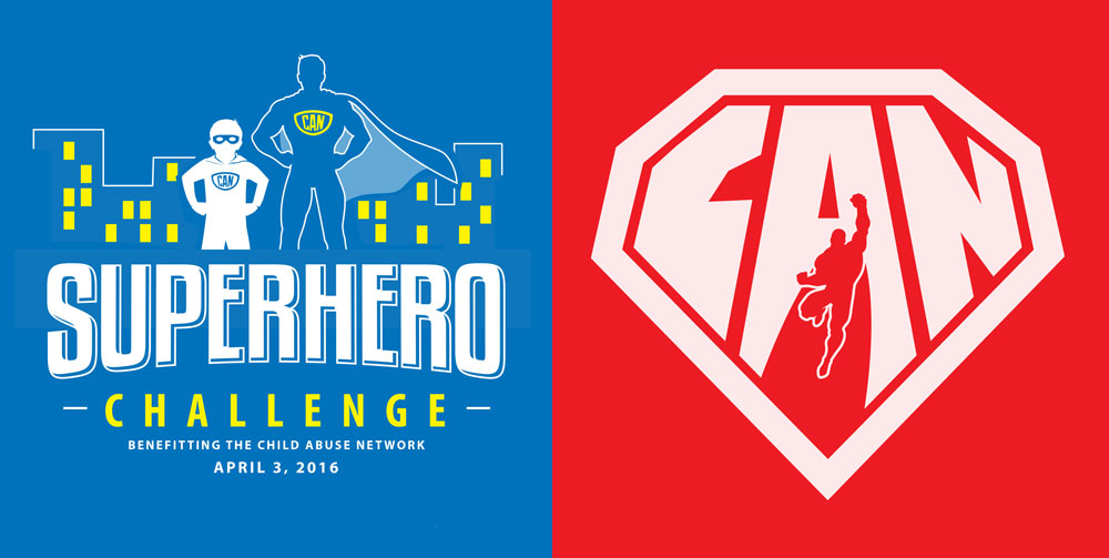 can superhero challenge shirt design
