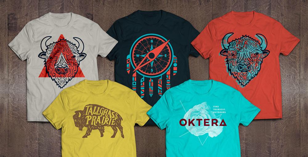 oktera outdoor shirts