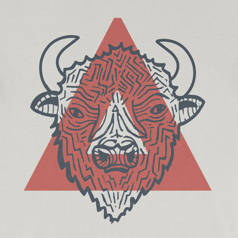 T shirt design print portfolio mythic press tulsa ok