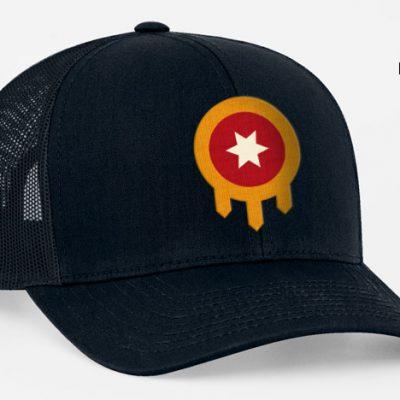 Tulsa Flag Hat