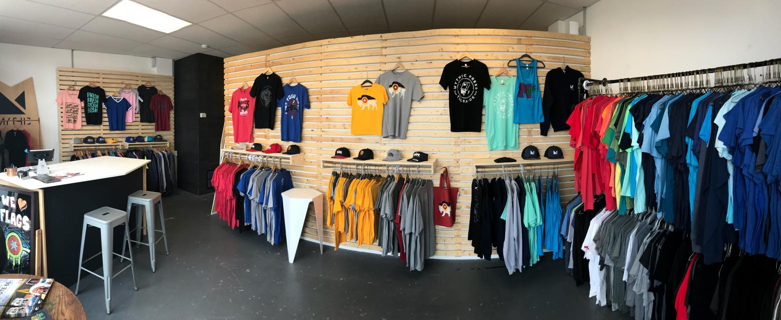 mythic Route 66 store