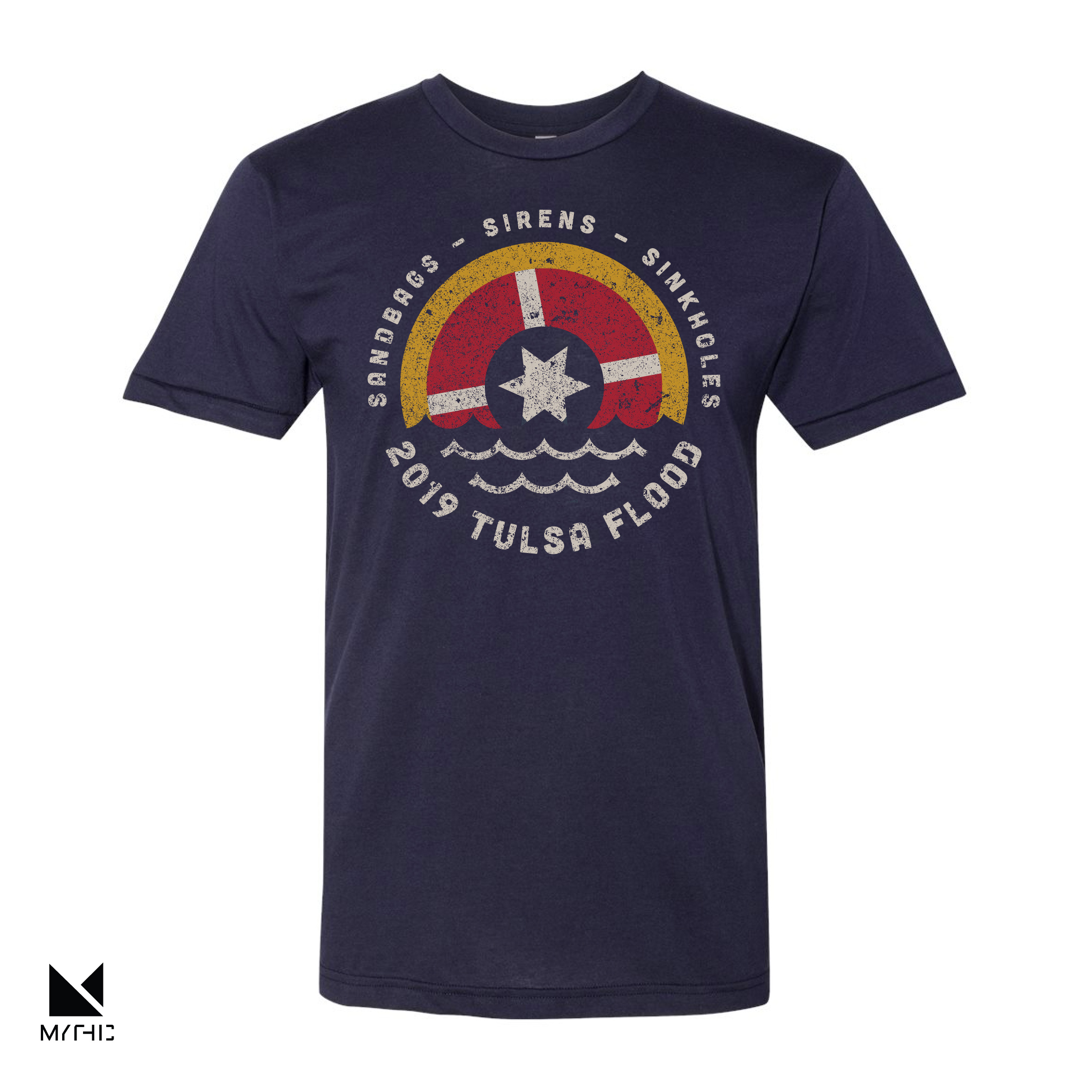 Tulsa Flood T-Shirt
